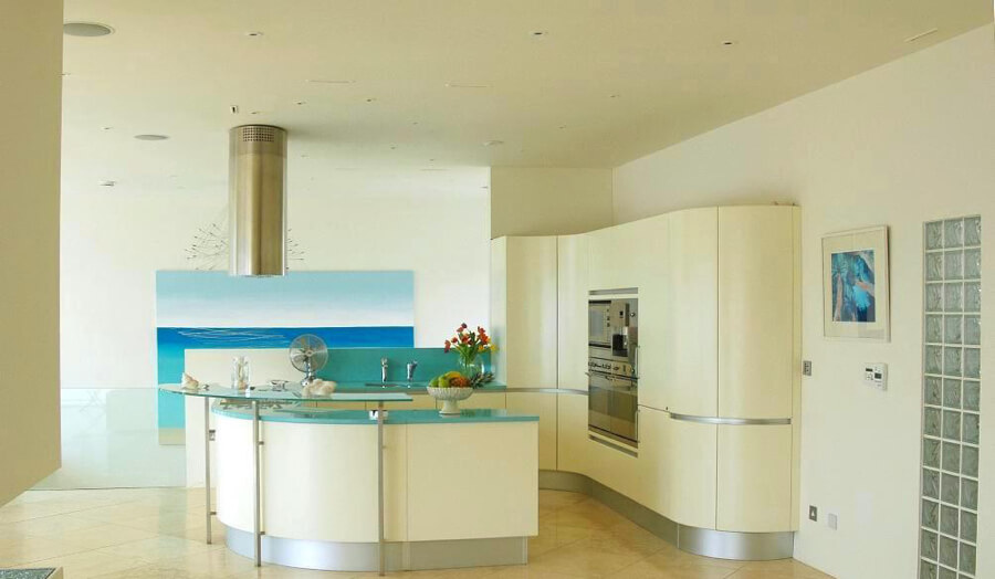 Kitchen refurbishment installation london kt3 for New kitchen london