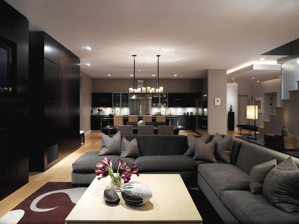 Living Room Black
