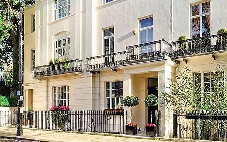 colombian embassy residence chester square sw1