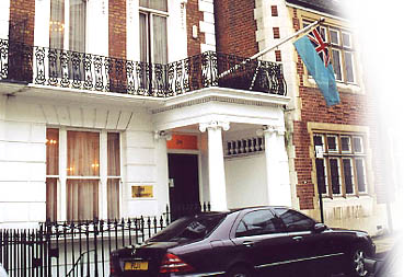 Fiji High Commissionlondon Sw7 Decorwise London