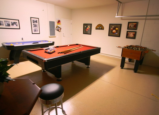 how to decorate your game room decorwise ltd. Black Bedroom Furniture Sets. Home Design Ideas